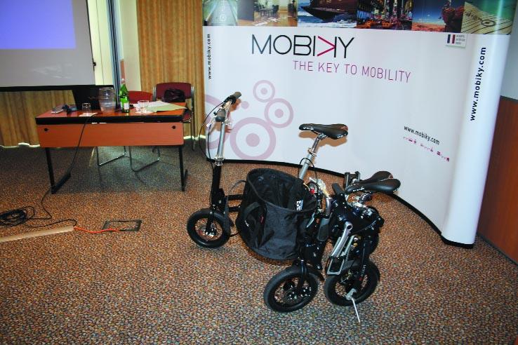 Bicicletta Pieghevole Mobiky Prezzo.Mobiky