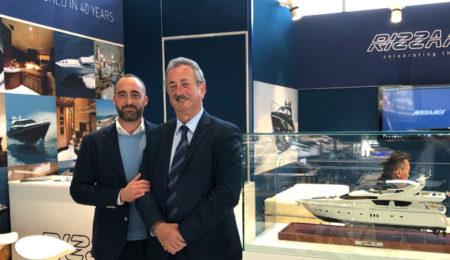 Corrado e Gianfranco Rizzardi al Boot
