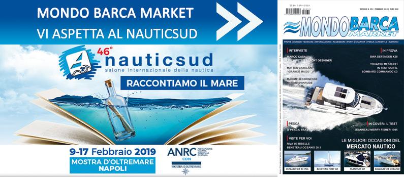Mondo Barca Market al Nautic Sud 2019