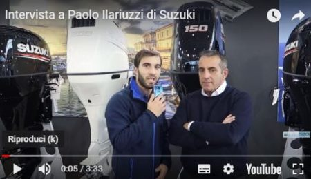 Paolo Ilariuzzi intervista al Nauticsud