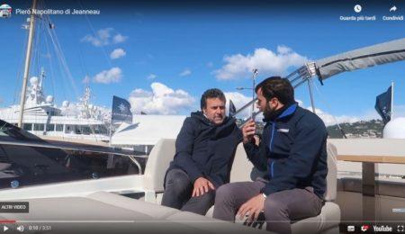 Intervista a Piero Napolitano, direttore commerciale Jeanneau Italia