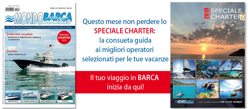 PROMO SPECIALE CHARTER