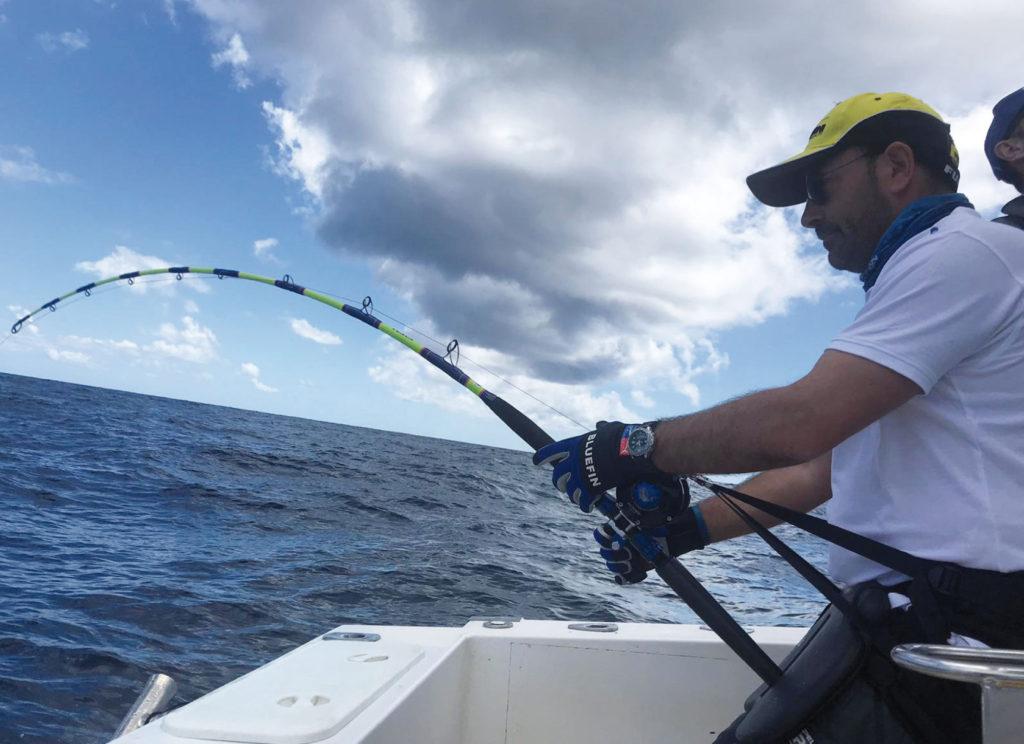 pesca in oceano