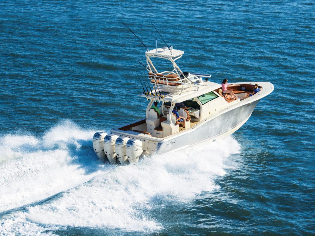 scout boats 420 LFX