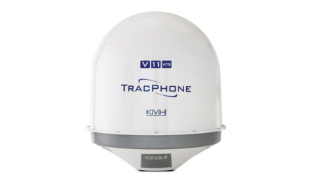 tracphone antenna satellitare