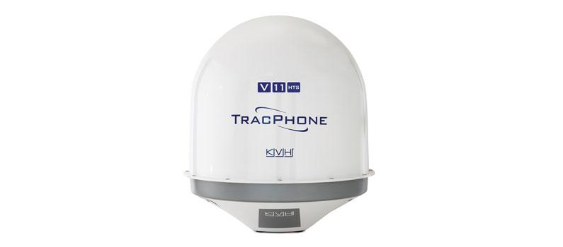 tracphone antenna satellitare