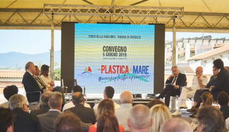 Meno Plastica più mare 2019