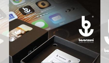 scopri l'app di Besenzoni