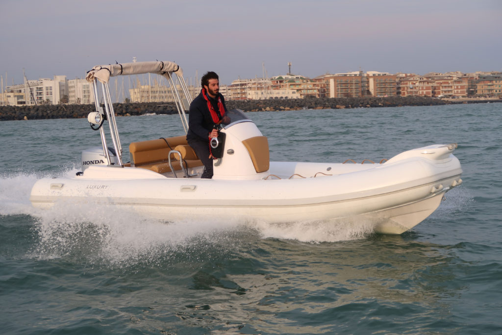 luxury tender 57
