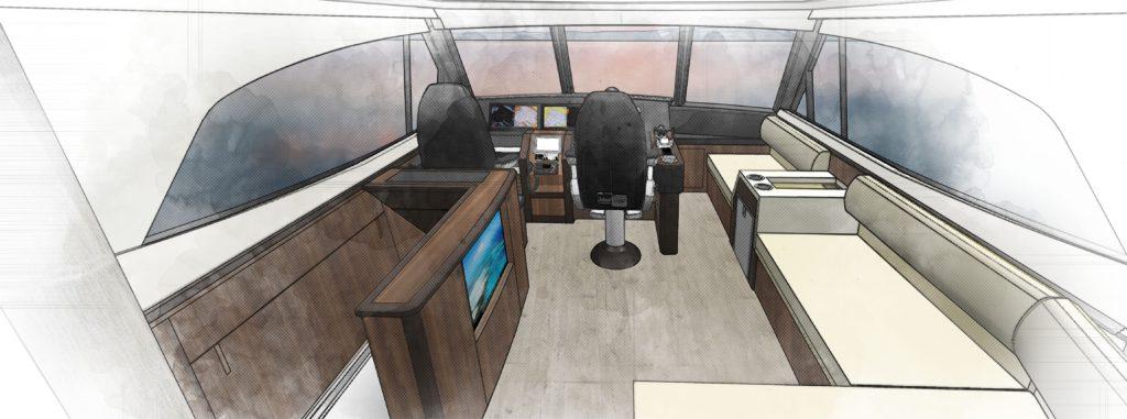 cabina pilota