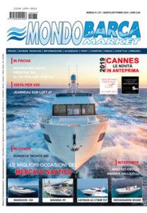 Mondo Barca Market edizione di agosto/settembre 2019