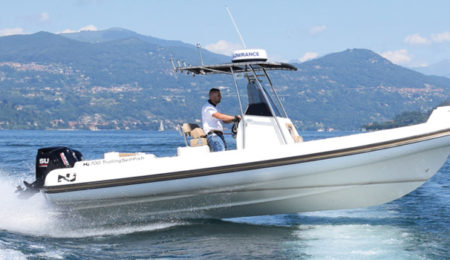 Nuova Jolly NJ 700 Trolling Se@Fish