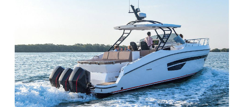 ORYX 379 di Gulf Craft