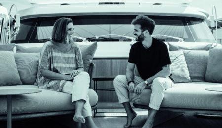Bernardo e Martina Zuccon