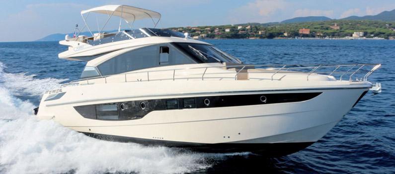 Cayman Yachts F520