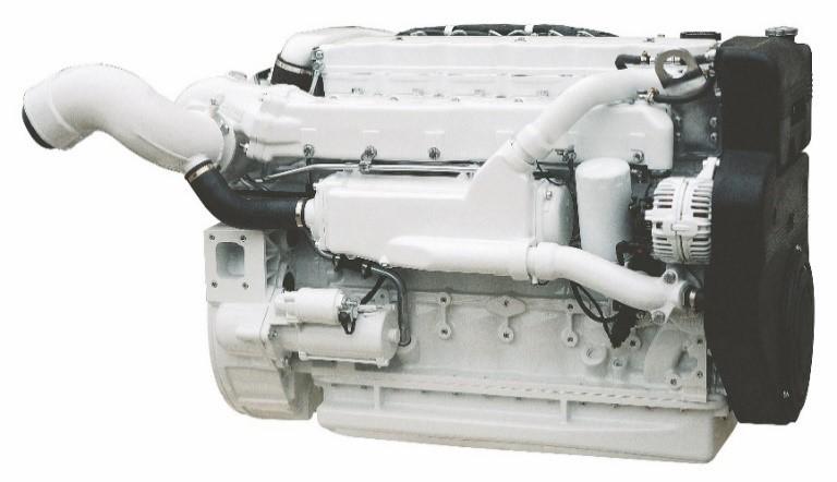 FPT Industrial N67 450 N