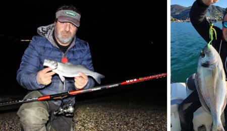tecniche invernali di pesca