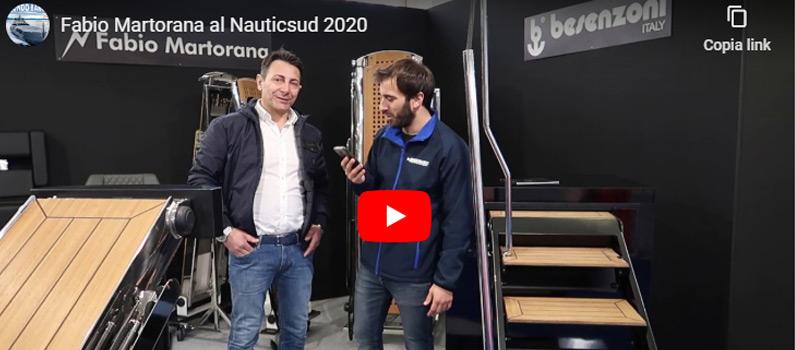 Fabio Martorana al Nauticsud 2020
