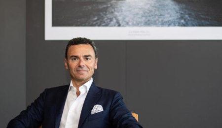 Marco Valle CEO Azimut Benetti