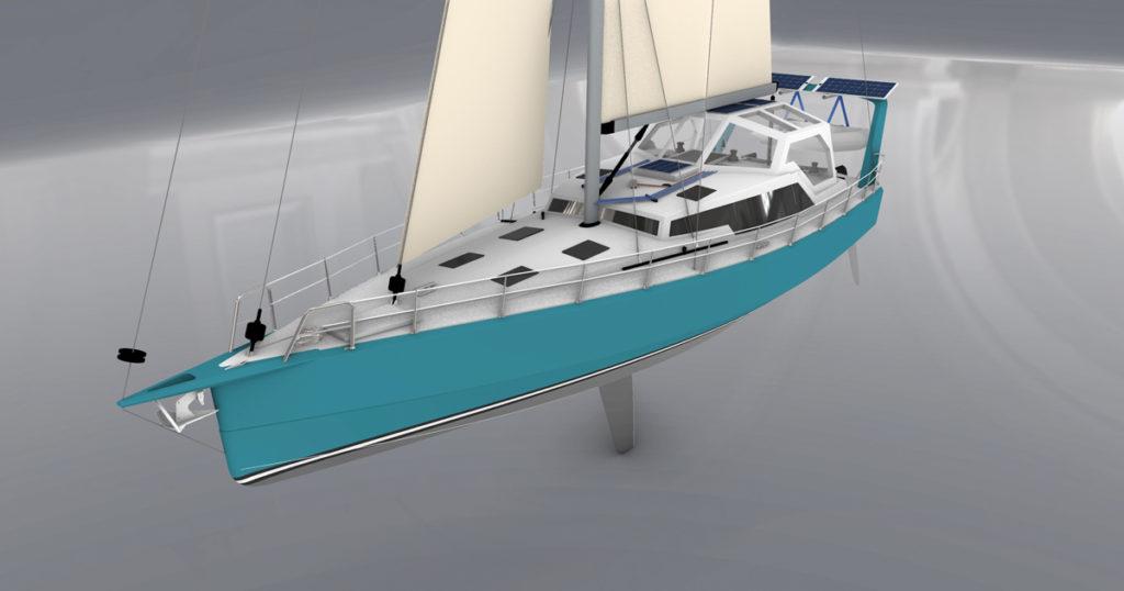 matteo costa yacht design