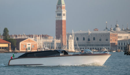 taxi a venezia