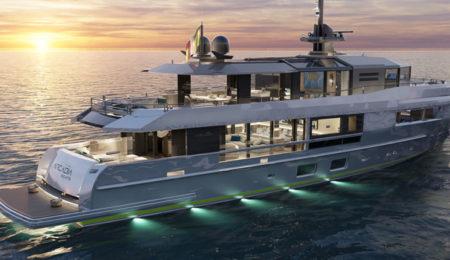 arcadia yachts superyacht a115