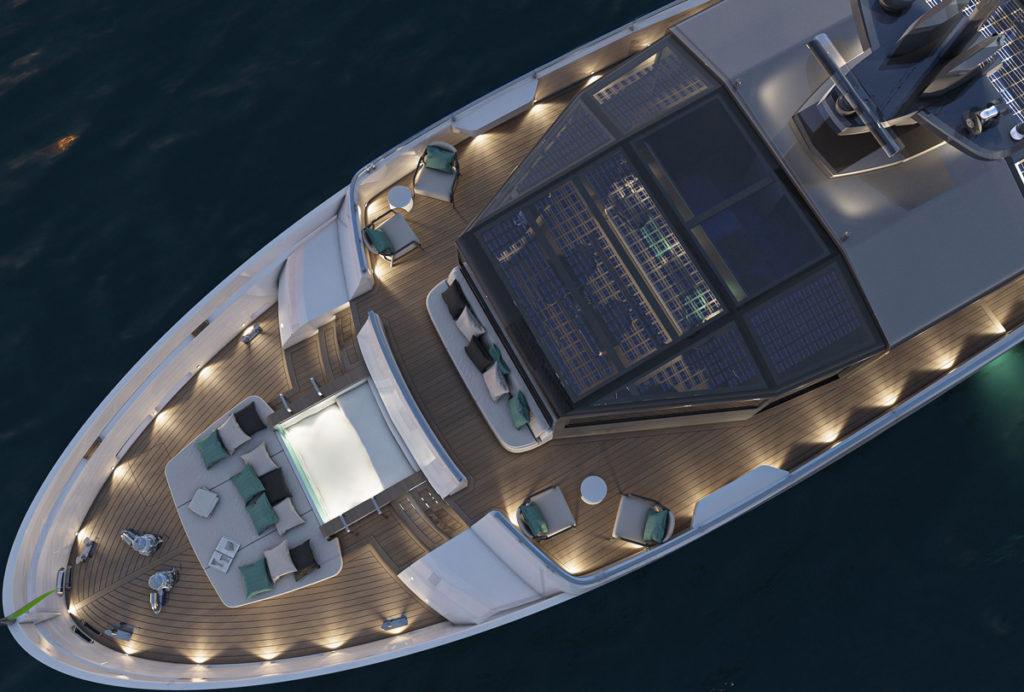arcadia yachts a115