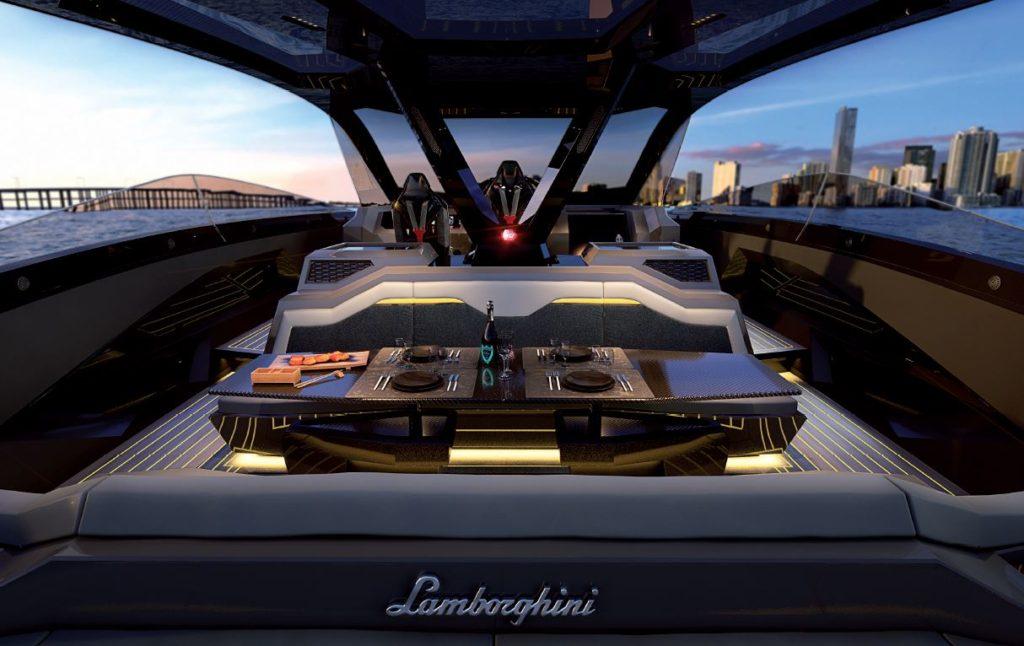 Tecnomar for Lamborghini