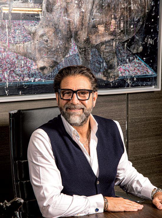 CEO di The Italian Sea Group, il Dott. Giovanni Costantino