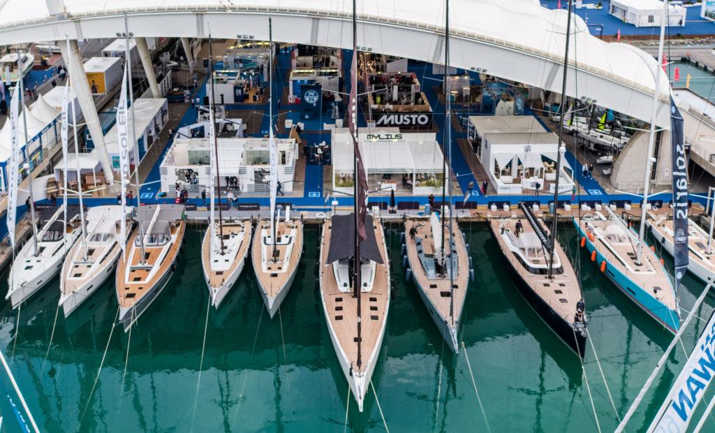 60 Salone nautico di Genova