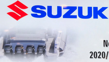 SUZUKI NOVITA' 2020-2021
