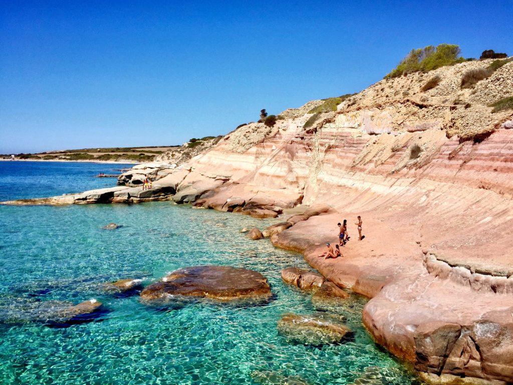 Sud Sardegna in barca
