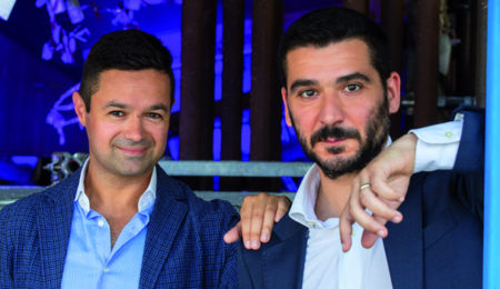 Hot Lab Antonio Romano ed Enrico Lumini