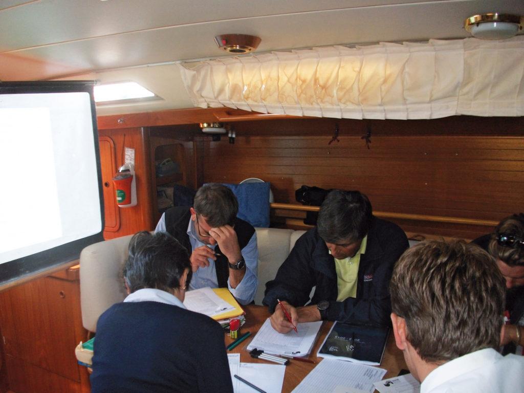 Gli strumenti della sicurezza in mare