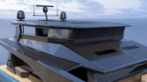 Alva Yachts Ocean Eco 90 EX