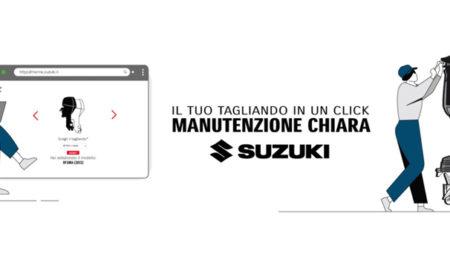 Manutenzione chiara Suzuki