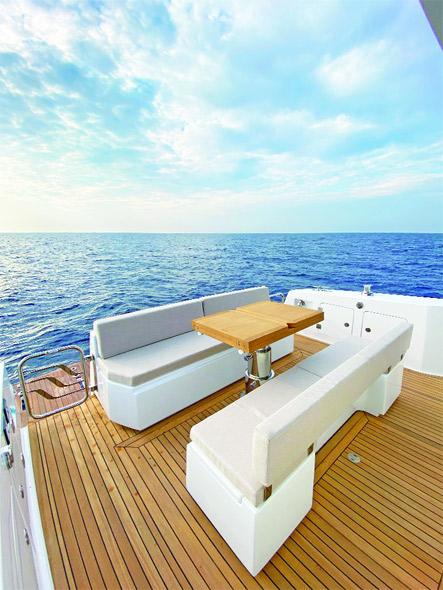 Sundeck Yachts SY430S