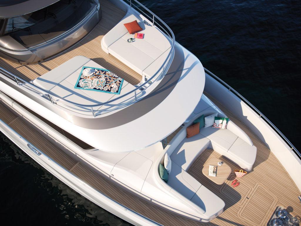 Princess Yachts X80