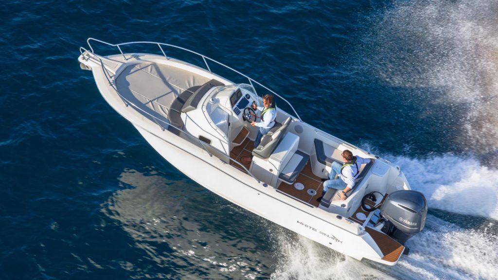 Nasce la partnership tra Yamaha e White Shark