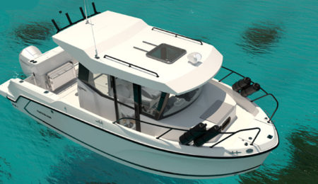 Quicksilver 705 Pilothouse