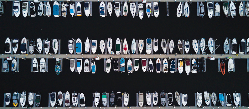 A portata di smartphone: 10 servizi utili quando si è in porto