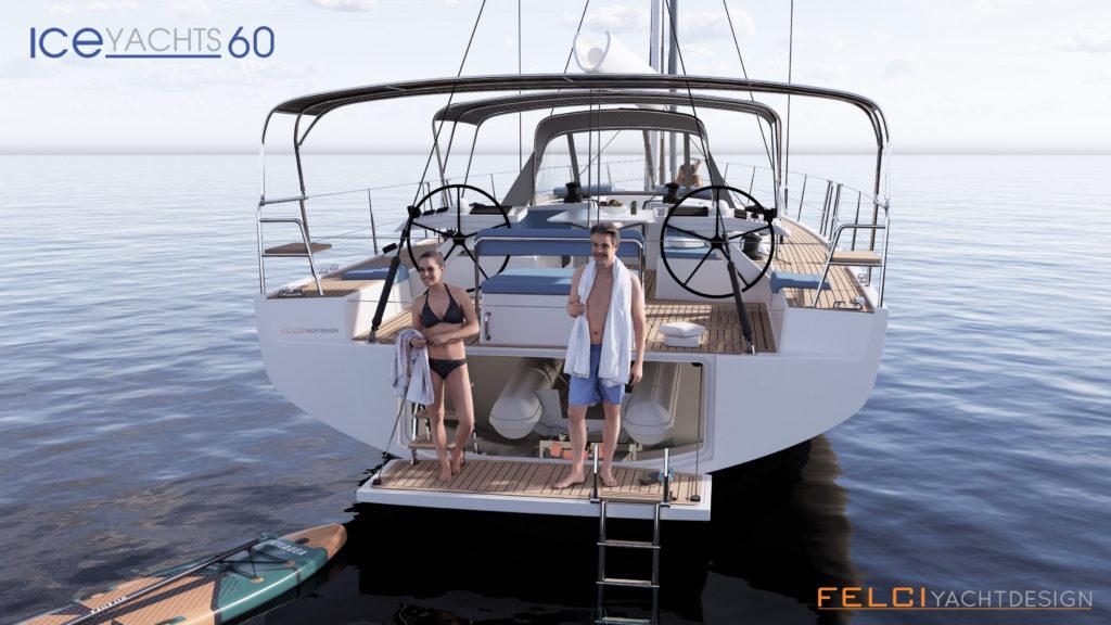 ICE Yachts 60 Grand Comfort
