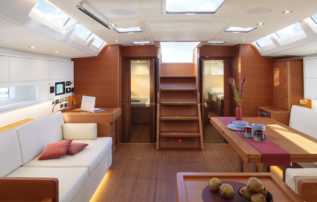 Solaris Yachts 60