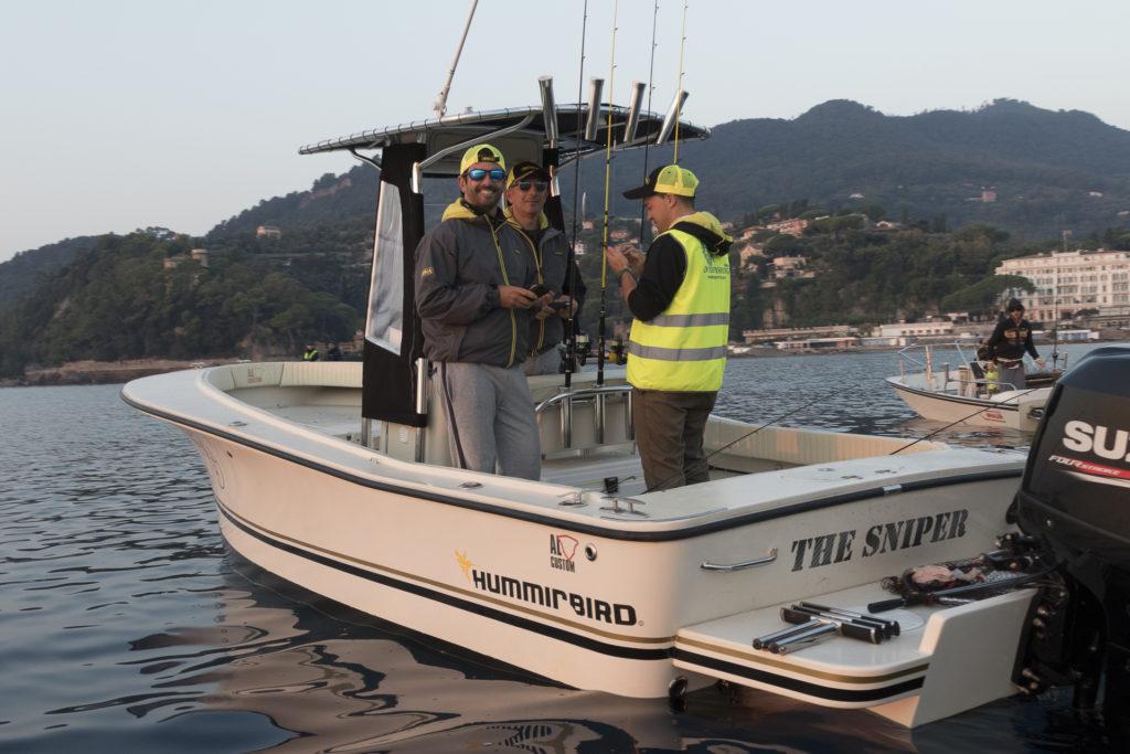 Obiettivo pesca