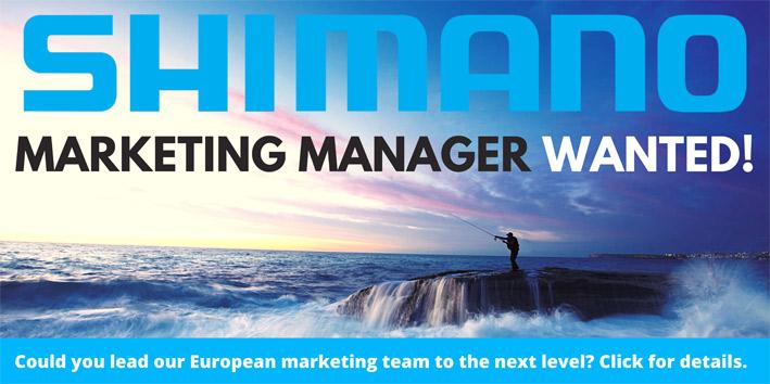 Shimano Marketing-Manager-wanted