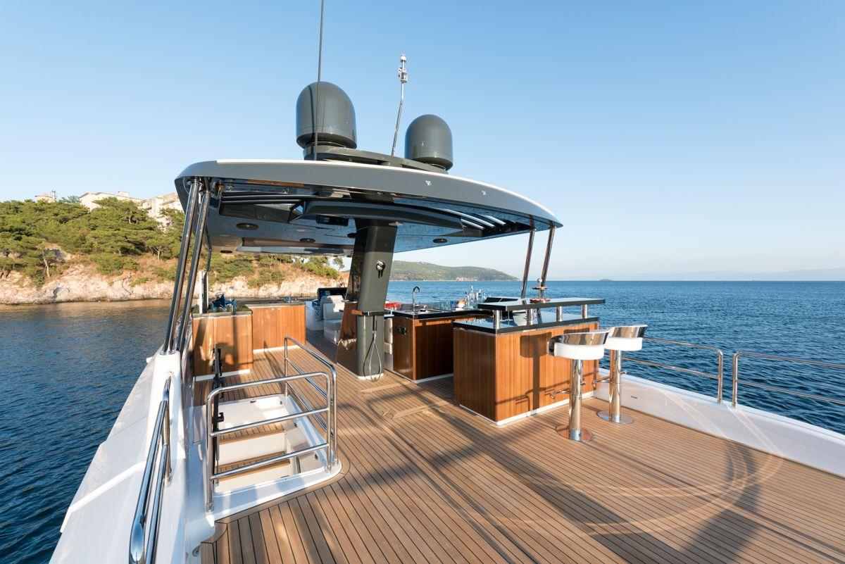 Sirena Yacht 68